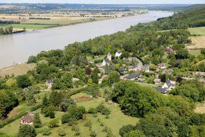 Aizier, entre Seine et Forêt