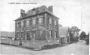 L'Hôtel PELTIER à Aizier