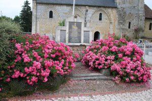 Monument aux Morts d'Aizie