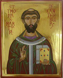 Thomas Becket (1117-1170)