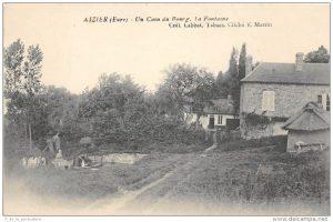 La Fontaine-Lavoir d'Aizier