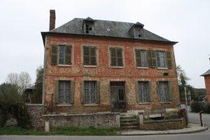 Ancien Hôtel PELTIER (2012)