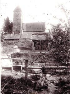 La Fontaine-Lavoir d'Aizier (1930)