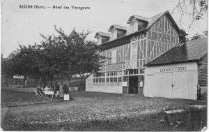 Hôtel des voyageurs - Aizier