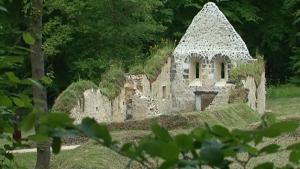 La Chapelle St Thomas de la léproserie d'Aizier