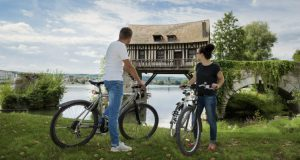 La Seine à vélo - Vernon (Eure)
